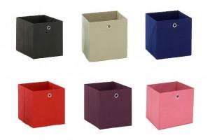 Faltbox-Vliesbox-Korb-Schachtel-Regalkorb-Fleecekorb-MEGA-3-in-akt-Trendfarben-400584157810