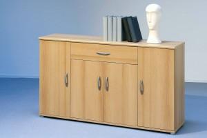 Kommode-Sideboard-Highboard-Mehrzweckschrank-Anrichte-Schrank-LILLY-13-Buche-111112761887