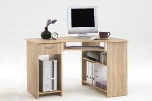 Schreibtisch-Computertisch-Eckschreibtisch-Winkelschreibtisch-FELIX-Trendfarben-110635490681